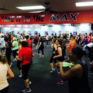 THE MAX springfield NJ cardio