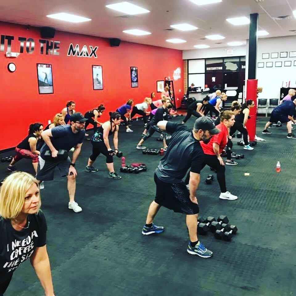 Hamiltin NJ Fitness