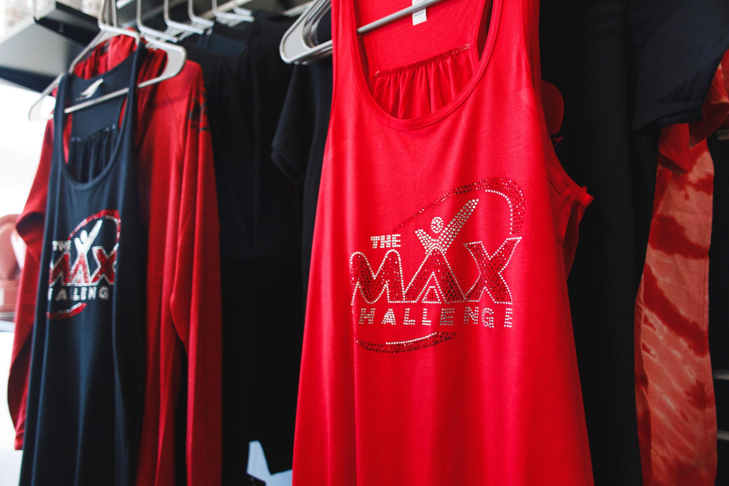 MAX merchandise